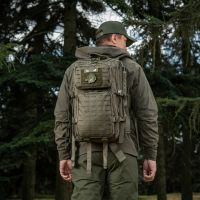 M-Tac рюкзак Large Assault Pack Laser Cut Dark Olive