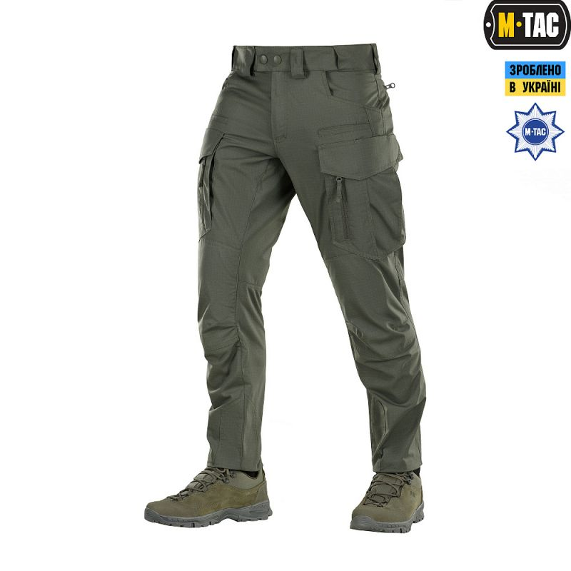 M-Tac брюки Patriot Flex Special Line Army Olive